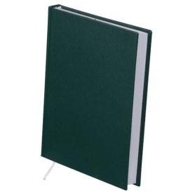 Щоденник Buromax А-5 144арк. Strong тв.обкл., білий блок, зелений