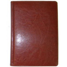 Щоденник датований Бріск Sarif червоно-коричневий