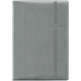 Щоденник датований Brunnen Стандарт Soft Carbon сірий