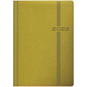 Щоденник датований Brunnen Стандарт Melavir жовтий
