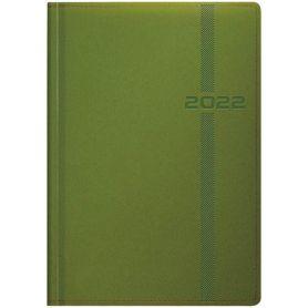 Щоденник датований Brunnen Стандарт Melavir світло-зелений