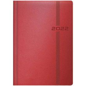 Щоденник датований Brunnen Стандарт Melavir червоний