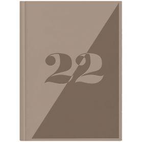 Щоденник датований Brunnen Стандарт Torino Trend світло-коричневий