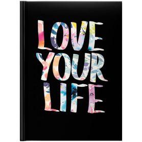 Щоденник датований Brunnen Стандарт Графо Love your life