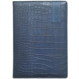 Щоденник датований Bourgeois штучна шкіра, кремовий папір, синій