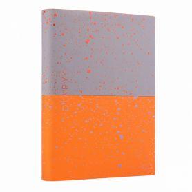 Щоденник YES А-5 176арк. Giovanni м'яка обкл., крем.папір, тоновані торці