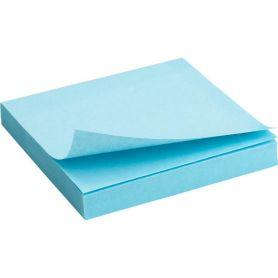 Папір для нотаток кл 75х75/100арк синій Axent