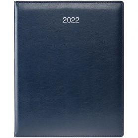 Еженедельник датированный Brunnen Бюро Soft синий