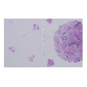 Еженедельник датированный Buromax карманный Allure розовый