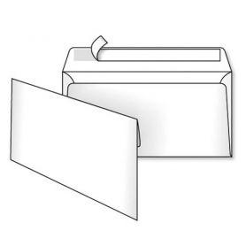 Конверт Е65 відривна стрічка (0+0) упаковка 50шт в п/ет