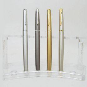Ролер Baixin металевий корпус, срібна, золотиста