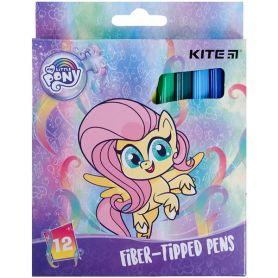 Фломастери 12шт. Kite Little Pony