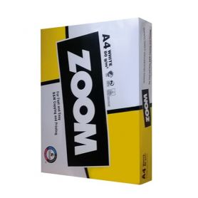 Бумага А-4 80г 500л  Zoom C, StoraEnso