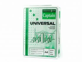 Папір А-3 80г 500арк Captain Universal C, IP
