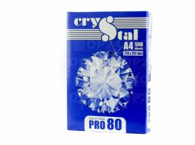 Папір А-4 80г 500арк Crystal PRO 80 *С, UPM