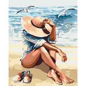 Картина по номерах 40х50см Під п'янким сонцем