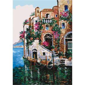 Картина по номерах 40х50см Кольори Тоскани