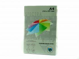 Папір кольоровий А-4 80г 500арк інтенсив сірий Platinum Spectra Color