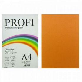 Папір кольоровий А-4 80г 500арк інт/помаранчевий Deep Saffron PROFI