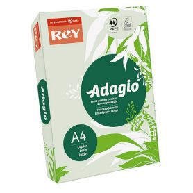 Папір кольоровий А-4 160г 250арк паст/зелена Green Rey Adagio