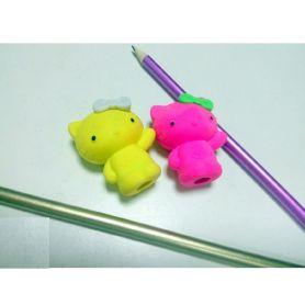 Гумка J.Otten фігурна насадка на олівець Hello Kitty