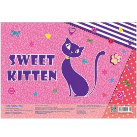 Килимок для творчості CFS Sweet Kitten пластиковий 38 x 27