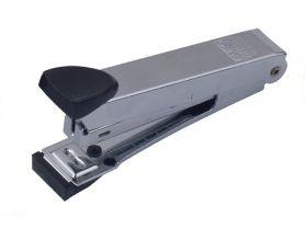 Степлер Buromax №10 -10арк металевий асорті