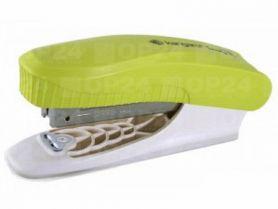 Степлер Kangaro №24 -25арк пластиковий Trendy 35 зелений