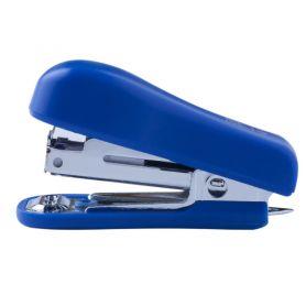Степлер Buromax №10 -12арк пластиковий міні синий