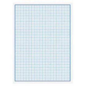 Папір масштабно-координатний А-1 блакитний ОФ