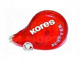 Коригуюча стрічка Kores Scooter 4,2мм 5м правша-шульга