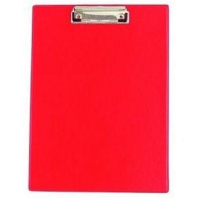 Кліпборд А-4 PVC червоний Вuromax
