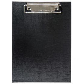 Кліпборд А-5 PVC чорний Вuromax