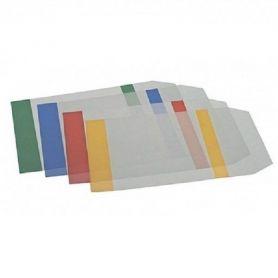 Обкладинка для зошита А-4 кольорові поля PVC 90мкм ZіBі