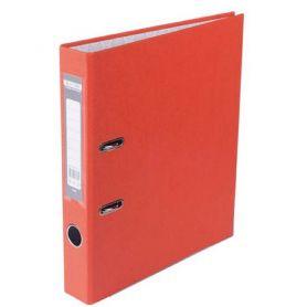 Папка-реєстратор А-4 50мм PP Buromax одностороння помаранчевий