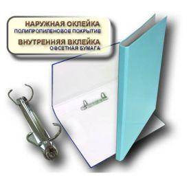 Папка-реєстратор А-4 25мм 2кіл.лам.ITEM блакитна