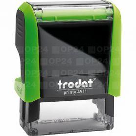 Оснастка Trodat до штампу 38х14мм Printy, пластик світло-зелений