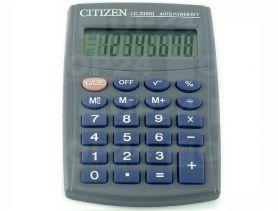 Калькулятор Citizen 8р карм.бат.живлення,рез.клавіатура 64х98,5х13мм