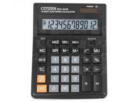 Калькулятор Citizen 12р бухг. 2ел.живлення 153х199х30,5мм