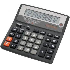 Калькулятор Citizen 12р бухг. 2ел.живлення 156х156х31,3мм