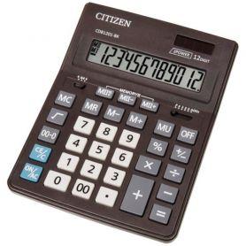 Калькулятор Citizen CDB 12р бухг.2ел.живлення 205х155х28мм