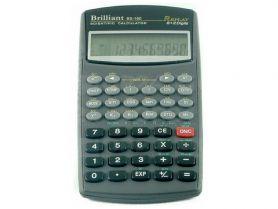 Калькулятор Brilliant 10р інж., 58функцій, 2ух.рівневий 80х145х17