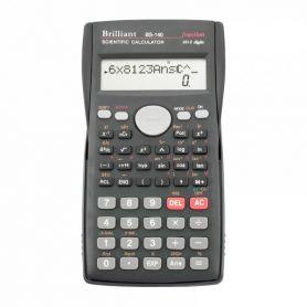 Калькулятор Brilliant 10р інж., 240функцій, 2ух.рівневий 158х77х20