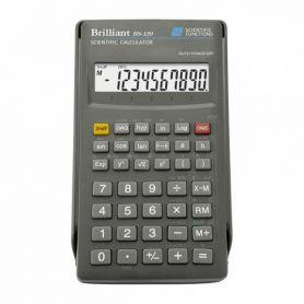 Калькулятор Brilliant 10р інж., 135х77х18