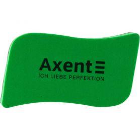 Губка для дошки 110х60x21мм EVA Wave зелена Axent