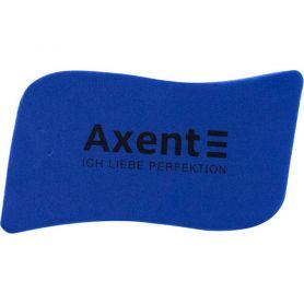 Губка для дошки 110х60x21мм EVA Wave синя Axent