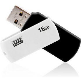Модуль Flash 16Gb Goodram UCO2 ,пластик, поворотний