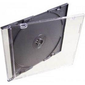 Бокс для CD 5мм на 1шт, прозорий