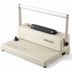 Брошурувальник Agent BS-15 , А4 електричний, перфорує 15арк, плетіння 500арк.