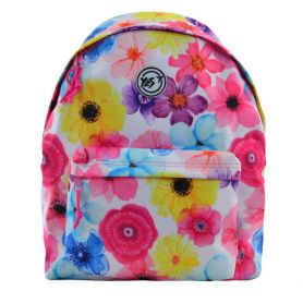 Рюкзак YES ST-17 Aquarelle 1відділення, ущільнена спинка, 1передня кишеня, кольоровий